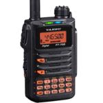Yaesu FT 70 DE System Fusion FM Wide RX VHF UHF Handset