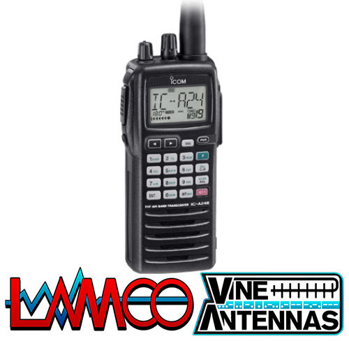 ICA24E ICOM supplied by LAMCO Barnsley my favourite HAM store in the world 5 Doncaster Road Barnsley S70 1TH