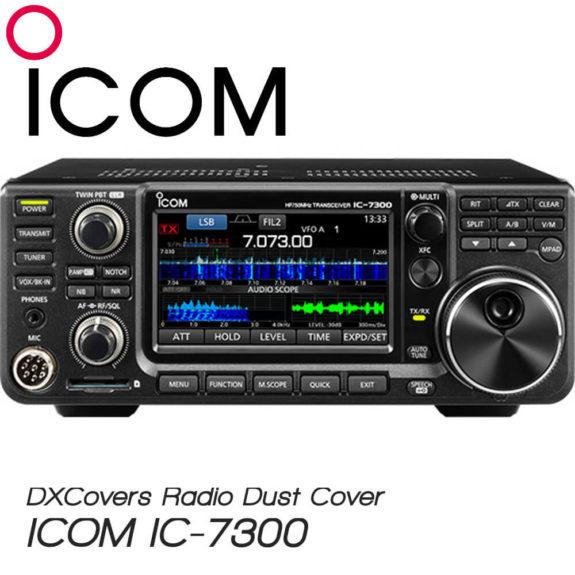 ICOM IC-7300 DX Covers