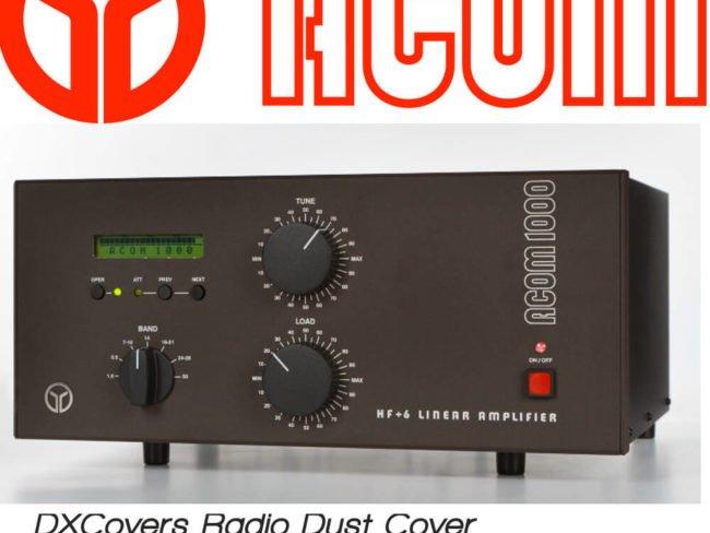 ACOM 1000 DX Covers