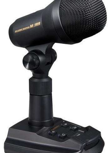 Yaesu M 100 LAMCO Barnsley Desktop Microphone
