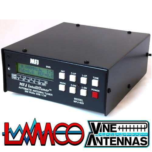 MFJ 929 | Automatic Antenna Tuner | LAMCO Barnsley