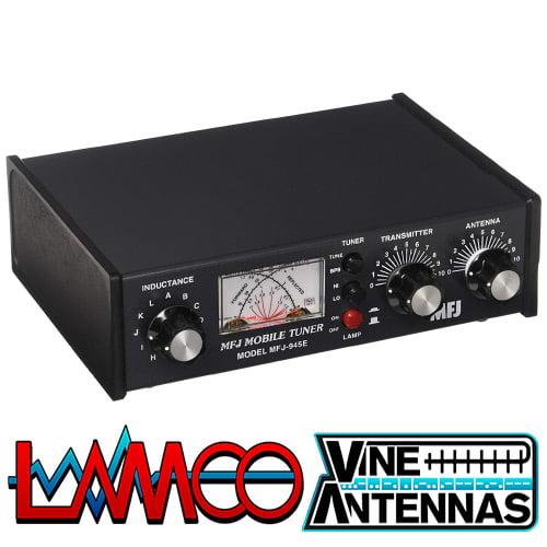 MFJ 945 | HF/50Mhz Manual ATU | LAMCO Barnsley