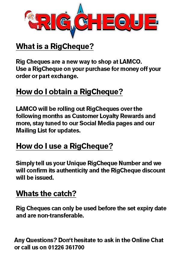 RigCheque-FAQ'S