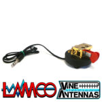 Vine Antenna RST-TP3 | Twin Paddle Magnetic Morse Key | LAMCO Barnsley