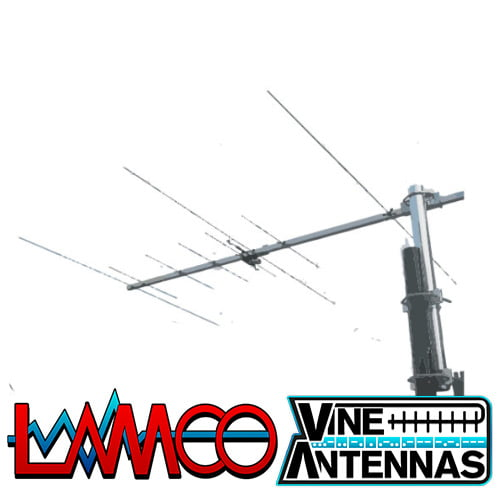 RST-LAMFOX Vine Antennas supplied by LAMCO Barnsley my favourite HAM store in the world 5 Doncaster Road Barnsley S70 1TH