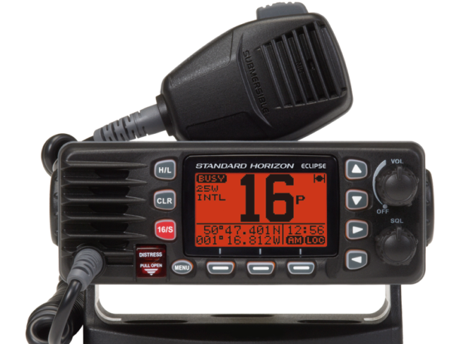 Standard Horizon GX1300E