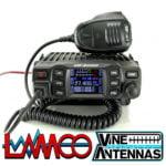 CRT 2000 | CB Radio Mobile Transceiver | LAMCO Barnsley