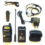 CRT-FR-00 VHF/UHF Handset Two Years Warranty LAMCO Barnsley