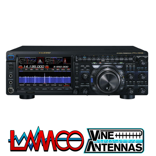 101D FT4XE YAESU supplied by LAMCO Barnsley my favourite HAM store in the world 5 Doncaster Road Barnsley S70 1TH