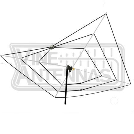 Vine Antenna RS COBWEB
