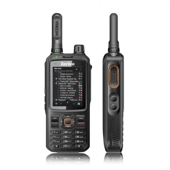 Inrico T320 4G/Wifi Network Handheld Radio