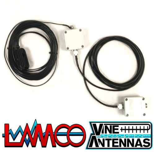 Windom 40 Vine Antennas supplied by LAMCO Barnsley my favourite HAM store in the world 5 Doncaster Road Barnsley S70 1TH
