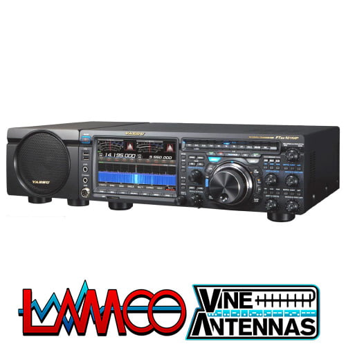 101MP YAESU supplied by LAMCO Barnsley my favourite HAM store in the world 5 Doncaster Road Barnsley S70 1TH