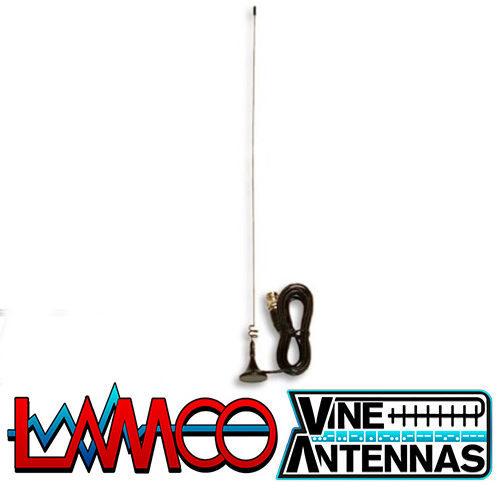 LH-100S Vine Antennas supplied by LAMCO Barnsley my favourite HAM store in the world 5 Doncaster Road Barnsley S70 1TH