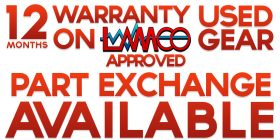 LAMCO Approved Used Warranty ham radio shop amateur radio dealer