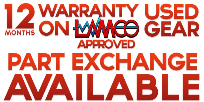 USED Warranty LAMCO Approved Used Warranty ham radio shop amateur radio dealer