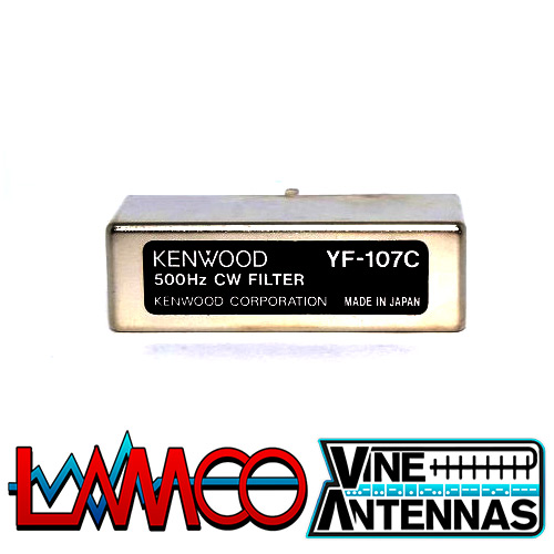YF-107C Kenwood supplied by LAMCO Barnsley my favourite HAM store in the world 5 Doncaster Road Barnsley S70 1TH