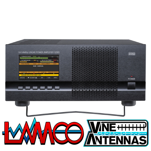 ACOM 1200S | 1.2 kW Solid State Amplifier | LAMCO Barnsley