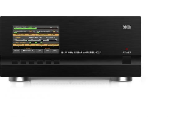 acom a600s amp hf 6m amplifier