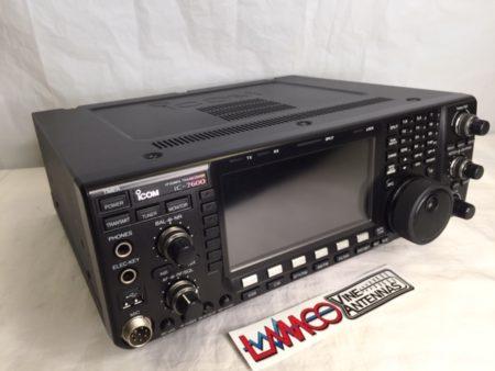 ICOM IC7600 Used 12 Months Warranty LAMCO Barnsley