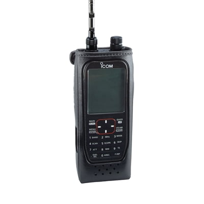 Icom LC-189 carry case Icom IC-R30 lAMCO Barnsley