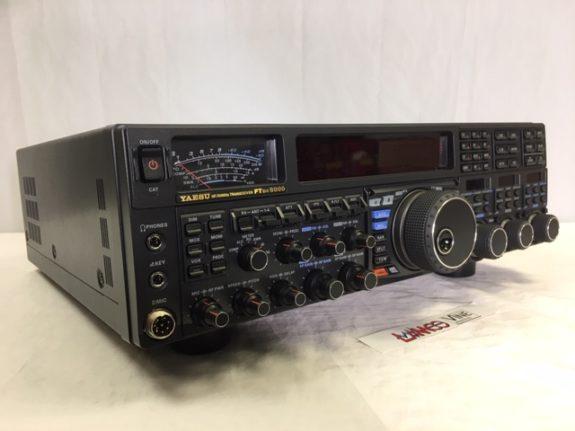 Yaesu FT-DX5000 MP Limited 200 Watt TRX 12 mnths Wanty LAMCO Barnsley