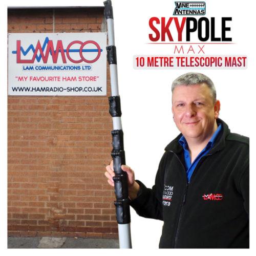 Vine Antennas RST-Skypole M A X 10m
