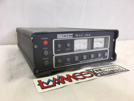 SGC MAC-200 USED Twelve Months Warranty LAMCO Barnsley