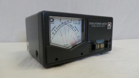 Daiwa CN-101L HF/VHF PWR/SWR Meter USED 12 Mths Wty LAMCO Barnsley