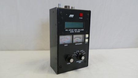 MFJ 259B USED Twelve Months Warranty Antenna Analyser LAMCO Barnsley