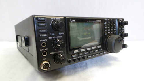 ICOM IC-9100 USED Twelve Months Warranty One Owner From New LAMCO Barnsley