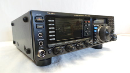 Yaesu FT-DX3000 USED Twelve Months Warranty LAMCO Barnsley New December 2018 One Owner From New.