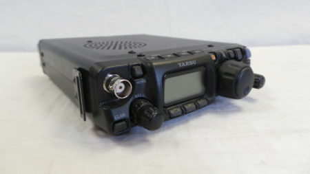 Yaesu FT-817ND USED Twelve Months Warranty LAMCO Barnsley
