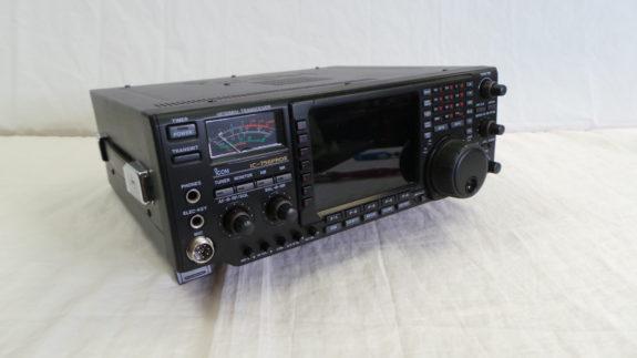 Icom IC-756PRO2 hf 50mhz base transceiver lamco barnsley
