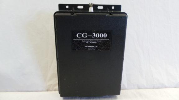 CG 3000 hf random wire ATU