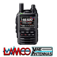 FT3DE YAESU supplied by LAMCO Barnsley my favourite HAM store in the world 5 Doncaster Road Barnsley S70 1TH