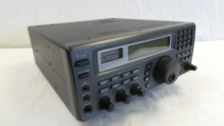 Icom IC-R8500 used receiver lamco barnsley