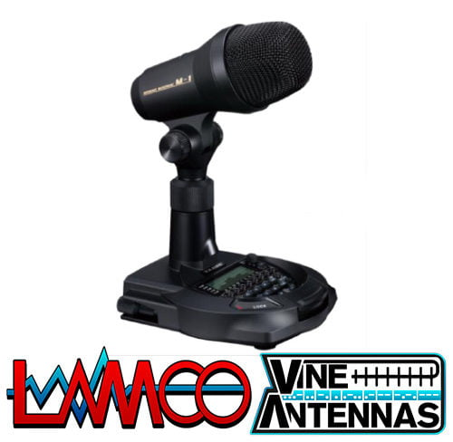 M-1 Yaesu supplied by LAMCO Barnsley my favourite HAM store in the world 5 Doncaster Road Barnsley S70 1TH