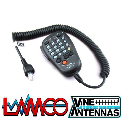 MH-59A8J Yaesu supplied by LAMCO Barnsley my favourite HAM store in the world 5 Doncaster Road Barnsley S70 1TH