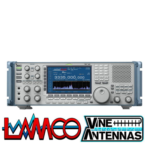 R9500 ICOM Uniden supplied by LAMCO Barnsley my favourite HAM store in the world 5 Doncaster Road Barnsley S70 1TH