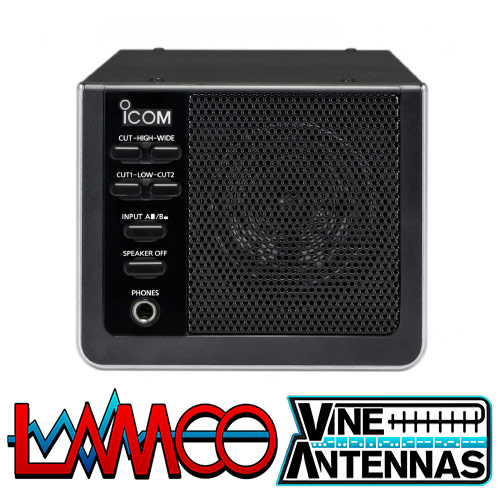 SP-41 ICOM supplied by LAMCO Barnsley my favourite HAM store in the world 5 Doncaster Road Barnsley S70 1TH
