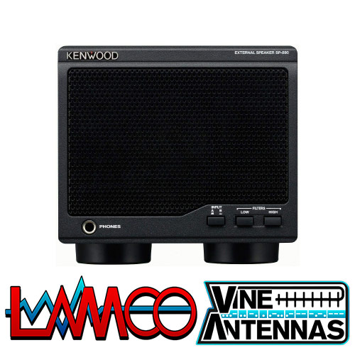 SP-890 Kenwood supplied by LAMCO Barnsley my favourite HAM store in the world 5 Doncaster Road Barnsley S70 1TH