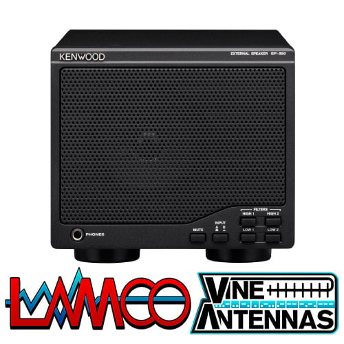 SP-990 Kenwood supplied by LAMCO Barnsley my favourite HAM store in the world 5 Doncaster Road Barnsley S70 1TH