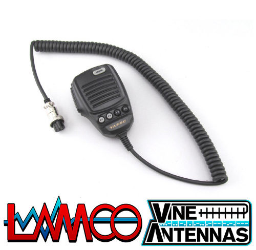 SSM-75G Yaesu supplied by LAMCO Barnsley my favourite HAM store in the world 5 Doncaster Road Barnsley S70 1TH