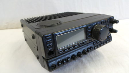 Yaesu FT-900at hf transceiver