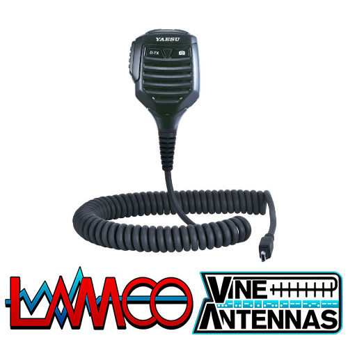 mh-85 Yaesu supplied by LAMCO Barnsley my favourite HAM store in the world 5 Doncaster Road Barnsley S70 1TH