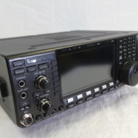 Icom IC-7600 used lamco barnsl