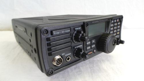 Icom IC-7200 USED Twelve Months Warranty LAMCO Barnsley