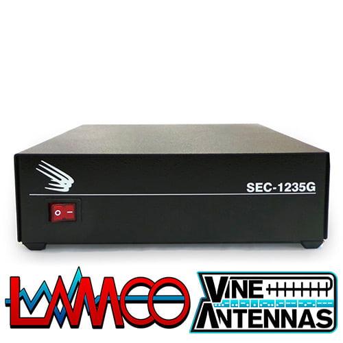 Samlex SEC-1235G | 30 Amp Switch Mode PSU | LAMCO Barnsley